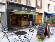 Baffetto importe l'Italie à Suresnes