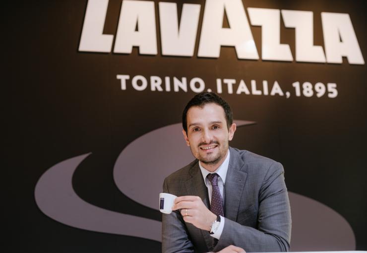 Nouvelle organisation Europe pour Lavazza