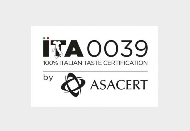 ITA0039, certification d'italianité des restaurants dans le monde