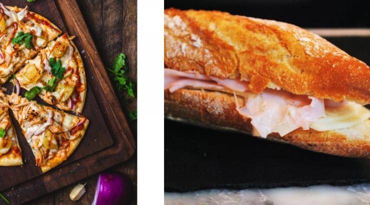 Indices Sandwich, Burger et Pizza par Gira Conseil
