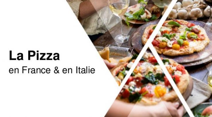 La Pizza en France et en Italie 2019 par CHD Expert
