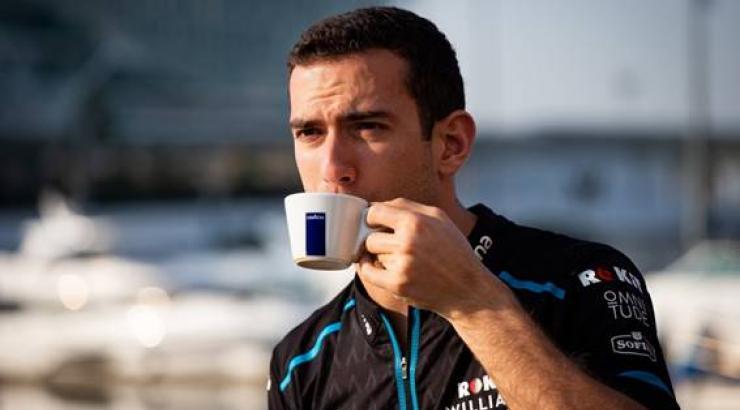 Lavazza annonce un nouveau partenariat avec ROKiT Williams Racing