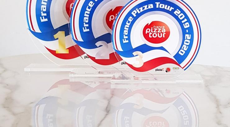 France Pizza Tour, étapes de Vaulx-en-Velin et Caen