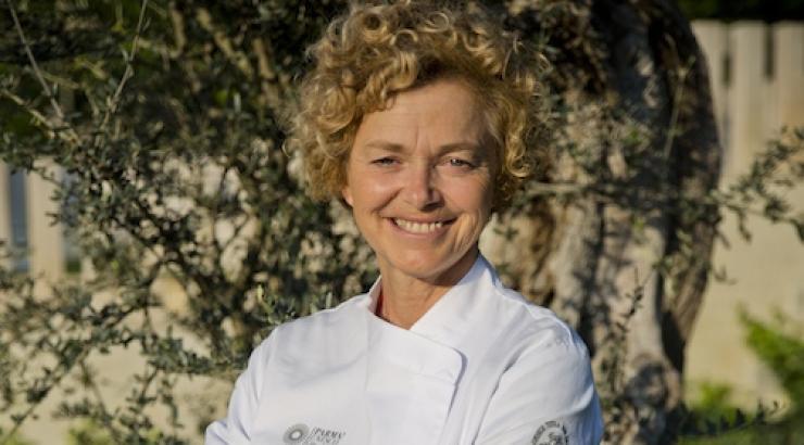 Isabella Chiussi : Cheffe et ambassadrice du terroir de Parme
