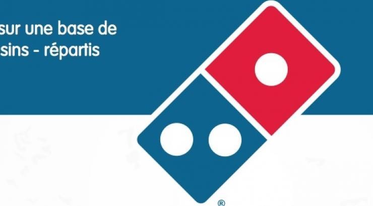 Les Français et la pizza selon Domino's pizza