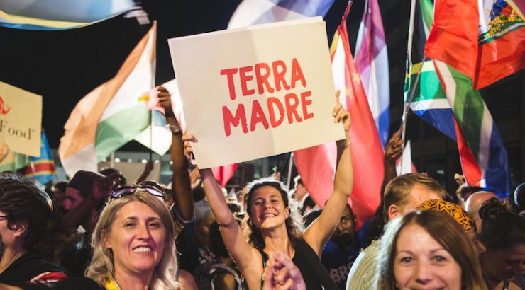 En route pour Terra Madre Salone del Gusto 2020