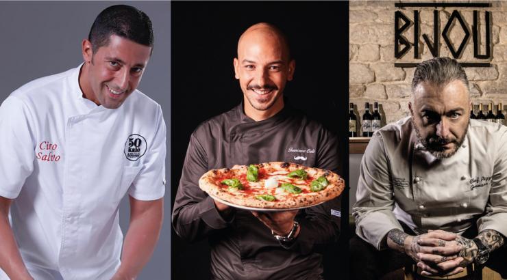 50 TOP Pizza Europe 2020 : 6 pizzerias parisiennes primées