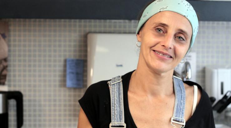 Vittoria Romain de 'Manicaretti' relève le défi de la cuisine italienne sans gluten