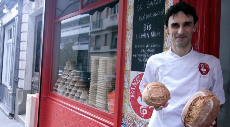 Adriano Farano, le pain qui fait du bien