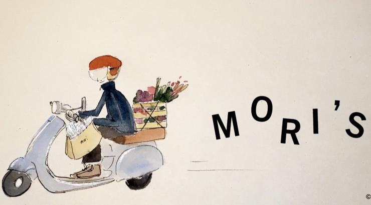 MORI'S porte la cuisine vénitienne à domicile
