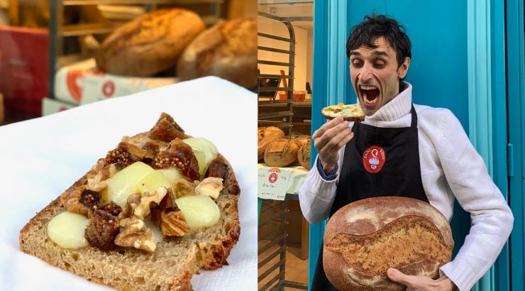 Adriano Farano ouvre La Bruschetteria et il en fait toute une tartine