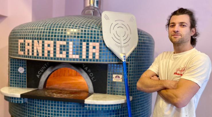 Pizzeria Canaglia Caen : une pizza d'auteur dans le Calvados