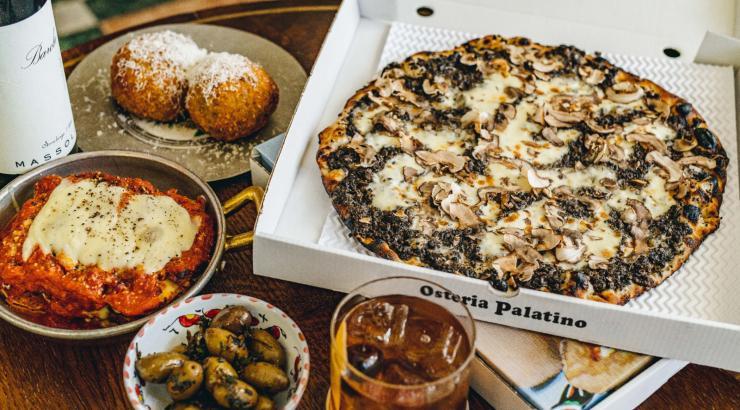 Palatino, nouvelle trattoria Big Mamma, à Bordeaux