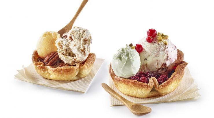 La compagnie des desserts : créations printemps-été 2021