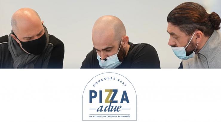 Pizza a Due Galbani Professionale : les finalistes du concours 2021
