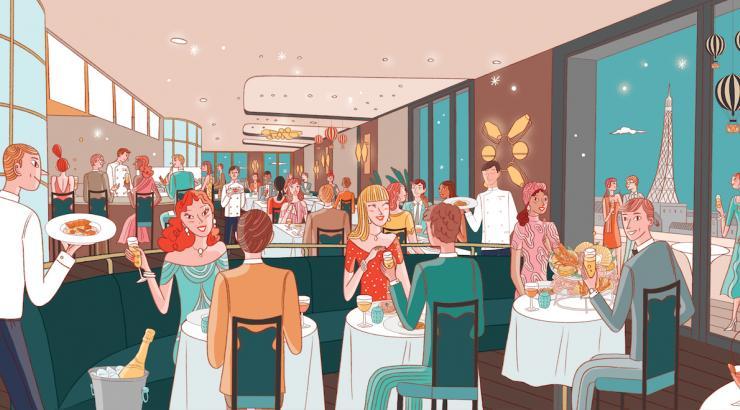 Langosteria ouvre son 1er restaurant à Paris