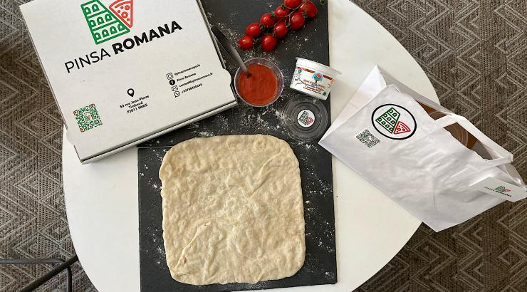 #faistapinsa : la pinsa romana en kit