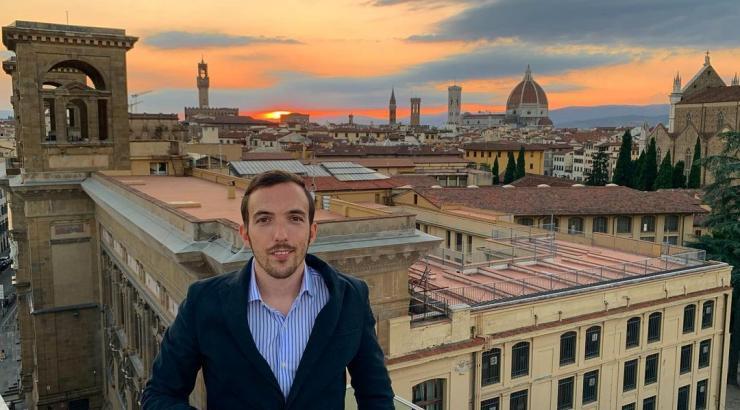 Giacomo Iacobellis : la passion (d'écrire) joue les prolongations