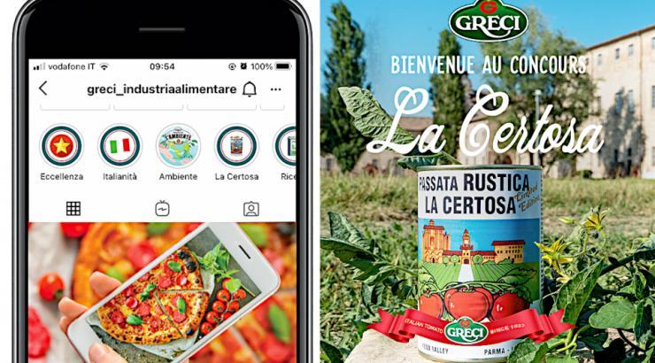 #grecipizzachallenge : le concours instagram qui prime votre créativité