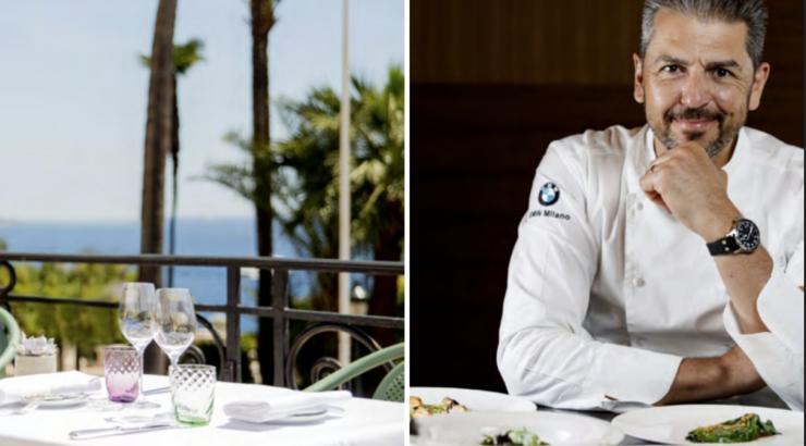 Andrea Berton investit les cuisines de l'Hôtel de Paris Monte-Carlo cet été