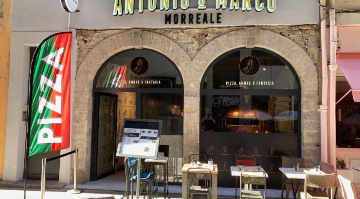 Antonio & Marco Morreale à Lyon