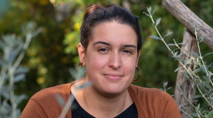 Virginie Gallet, sommelière en huile d'olive militante