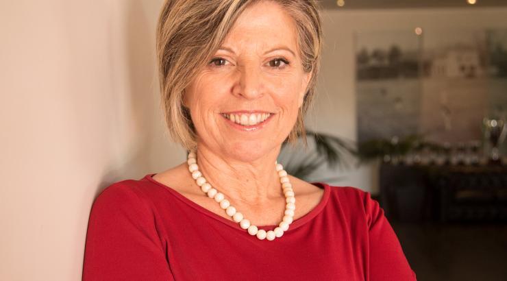 Monica Malavasi, ambassadrice de la charcuterie italienne