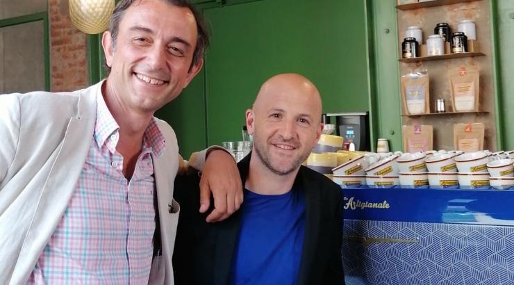 Francesco Sanapo ouvre la 1re école de café de spécialité à Florence