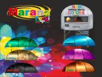 Coupoles de fours en couleurs par Marana