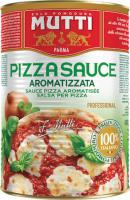 Sauce pizza aromatisée par Mutti