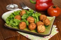 Les petites bouchées végétales par Dessaint Food Services