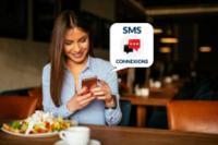 Avis client par SMS connexions