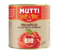 Tomate 100 % italienne bio par Mutti