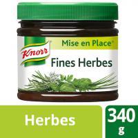 Nouvelle référence fines herbes chez Knorr Professionnal