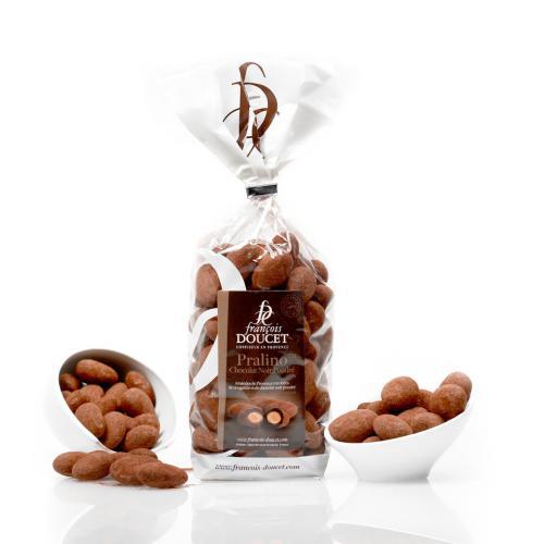 Pralino Chocolat Noir Poudré par François Doucet