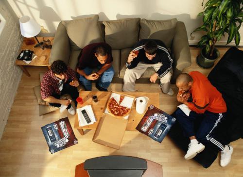 Publipizz© fait le pari de servir la publicité avec la pizza