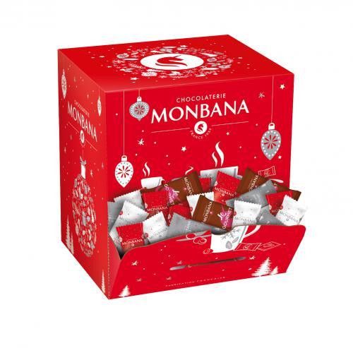 Hotte de Noël par Monbana