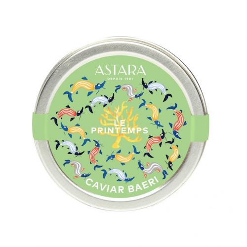 Caviar d'Italie Le printemps par Astara