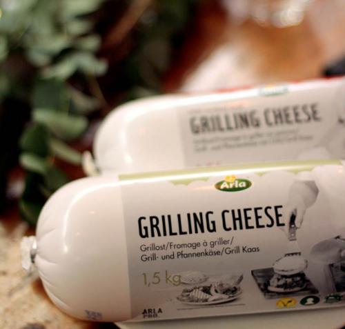 Grilling Cheese par Arla® Pro