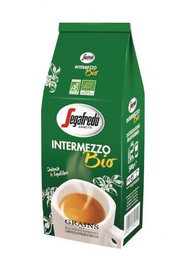 Segafredo Zanetti donne du grain BIO à moudre