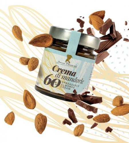 Crema di mandorla e cacao Donna Francesca par S.O.G.N.O. Food