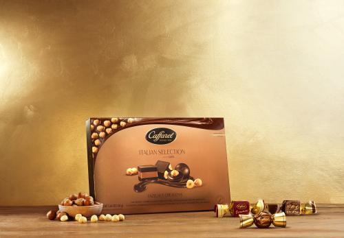 Noisettes AOP du Piémont pour le chocolat Caffarel