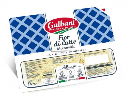 Mozzarella Fior di latte par Galbani Professionale
