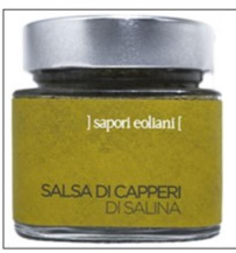 Salsa di capperi di Salina Sapori Eoliani par Casa Bonciani