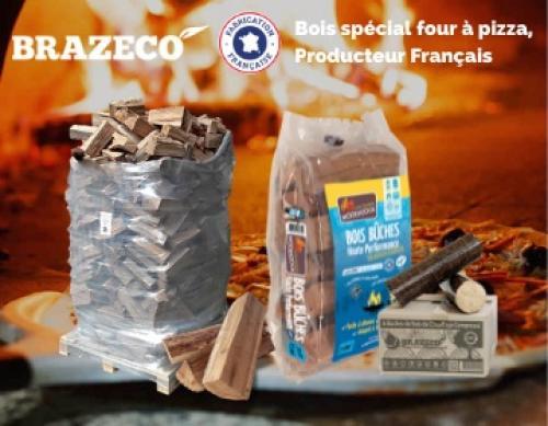 Bois spécial four à pizza par Brazeco