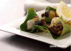 Sardine beccafico ou Sardines farcies