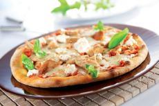 Pizza La Grazie aux Cèpes
