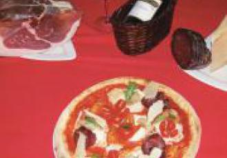La pizza d'automne par Valerio Commazzetto