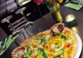 Pizza Tarentella de chez Il Campionissimo