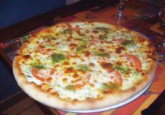 La pizza Tarentella par Lény Récrosio